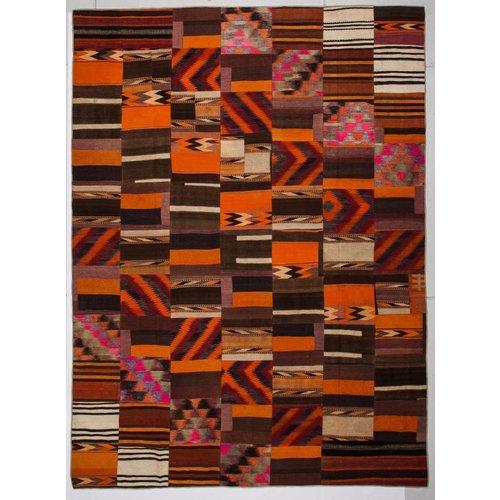 Kelimshop Patchwork Kilim carpet 410x302 cm