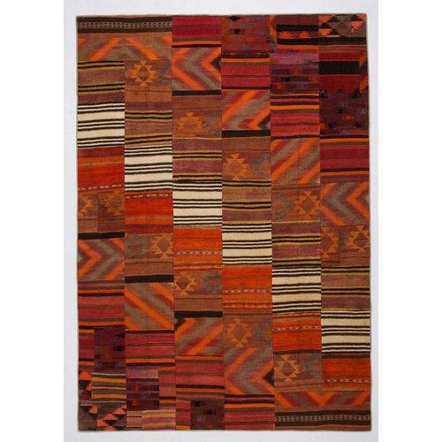 Kelimshop Patchwork Kilim carpet 357x250 cm