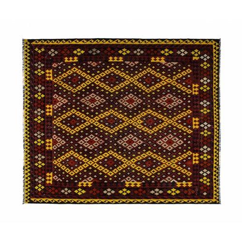 Kelimshop kilim rug  carpet 285x256 cm