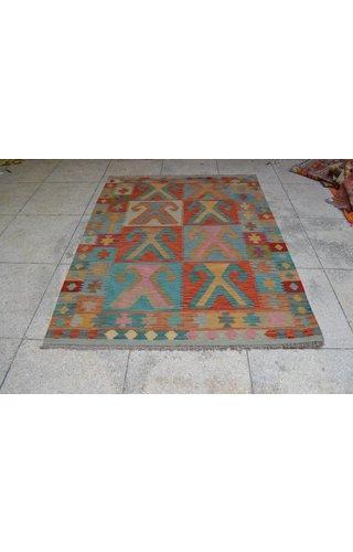Kelimshop kelim tapijt 205x156 cm
