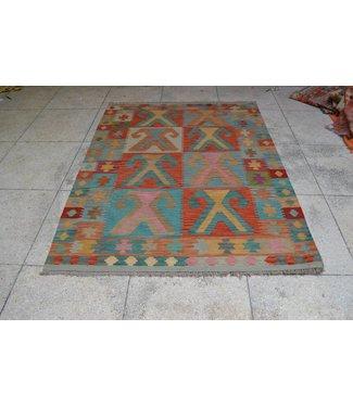kelim tapijt 205x156 cm