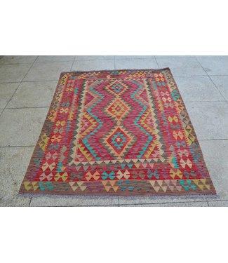 kelim tapijt 200x153 cm