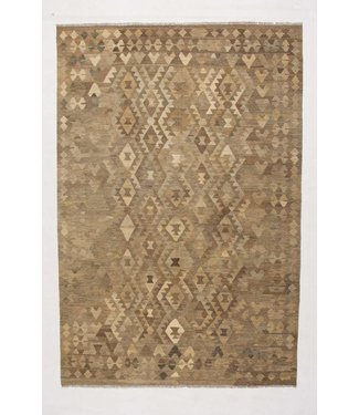 kilim rug natural 304x201 cm