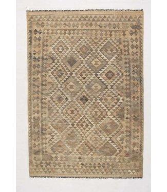 kilim rug natural 294x205 cm