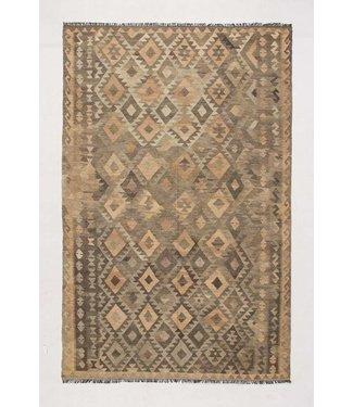 kilim rug natural 297x191 cm