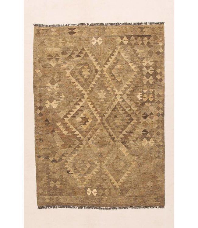 kelim tapijt 210x143 cm