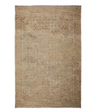 kilim rug natural 455x299 cm