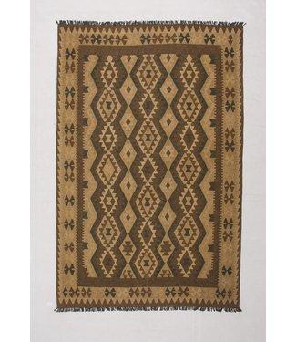 KELIMSHOP kilim rug natural 300x192 cm