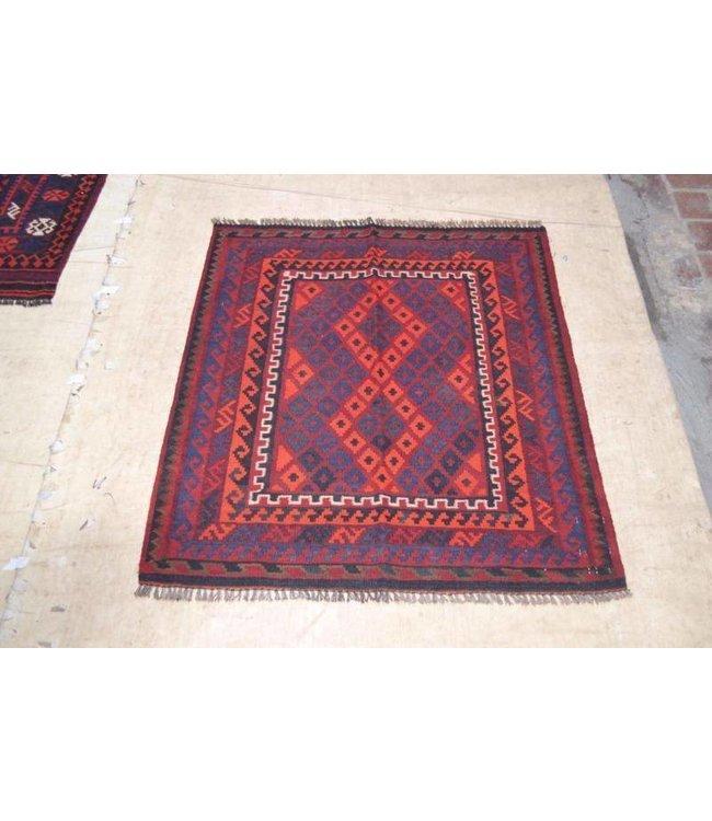 kelim tapijt 106 x 94 cm