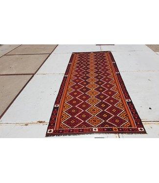 KELIMSHOP Maimana kilim rug 425x152 cm