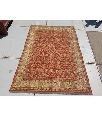 KELIMSHOP Handwoven Sumak kilim rug 326x230 cm