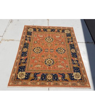 KELIMSHOP Handwoven Sumak kilim rug 280x244 cm