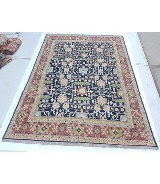 KELIMSHOP Handwoven Sumak kilim rug 349x264 cm