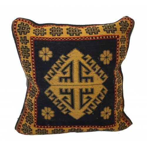 Kelimshop kilim cushion cover 40x45 cm