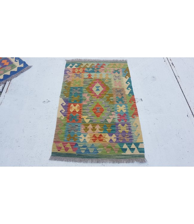 kelim kleed 126 x 80 cm cmvloerkleed tapijt kelims hand geweven