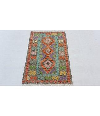 KELIMSHOP kelim kleed 116 x80 cm vloerkleed tapijt kelims hand geweven