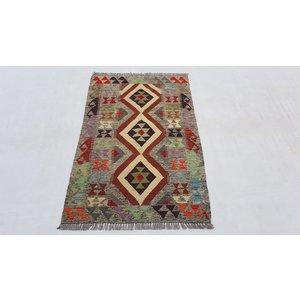 kelim kleed 122x 78cm vloerkleed tapijt kelims hand geweven