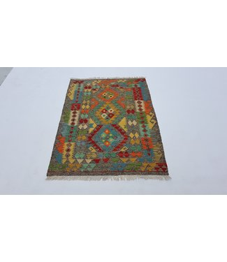 kelim kleed 120x89cm vloerkleed tapijt kelims hand geweven