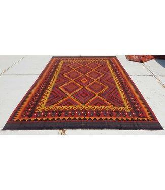 KELIMSHOP kelim kleed 339 x 231 cm vloerkleed tapijt kelims hand geweven