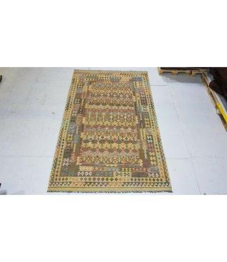 KELIMSHOP kelim kleed 309x189 cm vloerkleed tapijt kelims hand geweven
