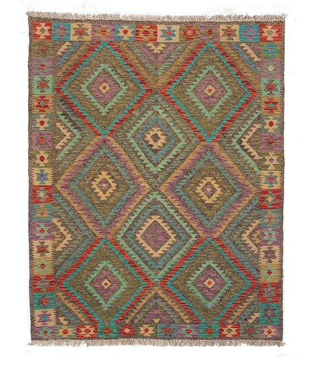 kelim kleed 189x150 cm vloerkleed tapijt kelims hand geweven