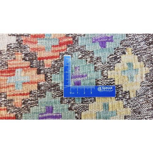 kelim kleed    193x136 cm vloerkleed tapijt kelims hand geweven