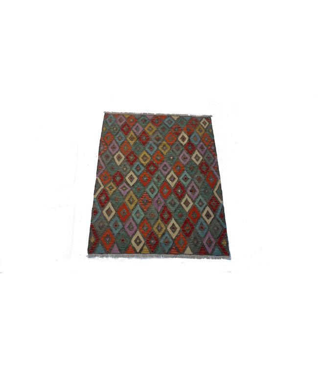 kelim kleed   196x149 cm  vloerkleed tapijt kelims hand geweven