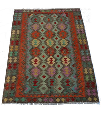 KELIMSHOP kelim kleed 239x169 cm vloerkleed tapijt kelims hand geweven