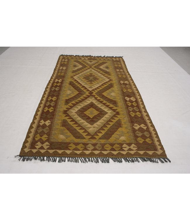 kelim kleed     209x107 cm vloerkleed tapijt kelims hand geweven
