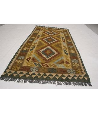 KELIMSHOP kelim kleed 206x101 cm vloerkleed tapijt kelims hand geweven