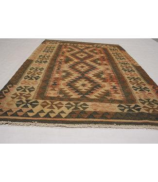 KELIMSHOP kelim kleed 188x113 cm vloerkleed tapijt kelims hand geweven