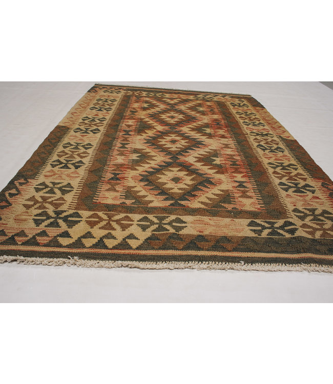 kelim kleed 188x113 cm  vloerkleed tapijt kelims hand geweven