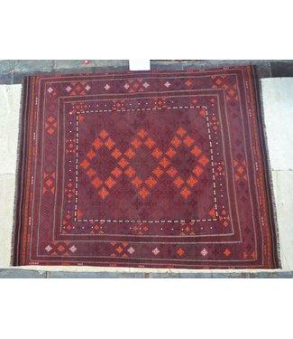 modern kelim kleed 354 x 284 cm vloerkleed tapijt kelims hand geweven