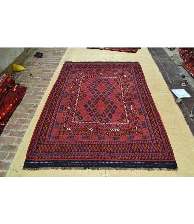 kelim307 x 206 cm vloerkleed tapijt kelims hand geweven