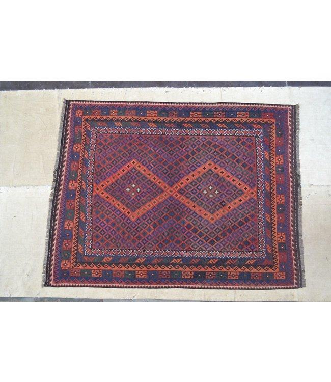 kelim 303 x 235 cm vloerkleed tapijt kelims hand geweven