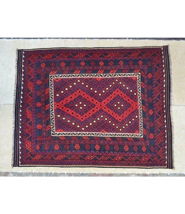 kelim  307 x 240 cm vloerkleed tapijt kelims hand geweven