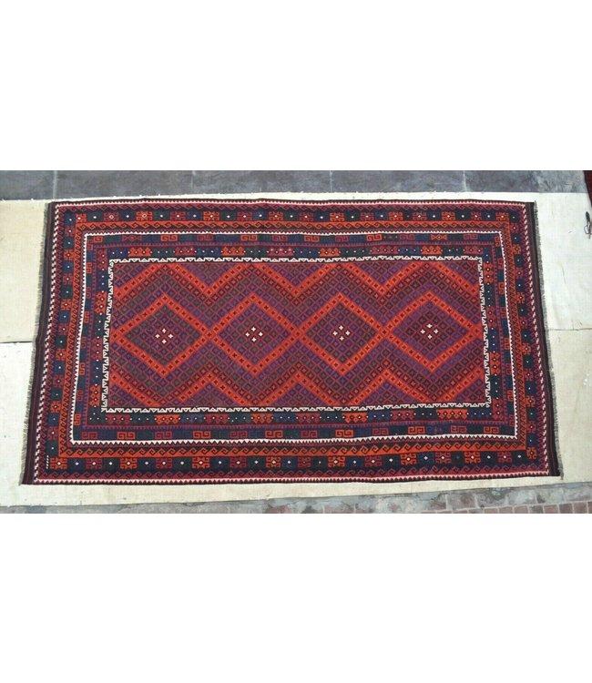 kelim 450 x 254 cm vloerkleed tapijt kelims hand geweven