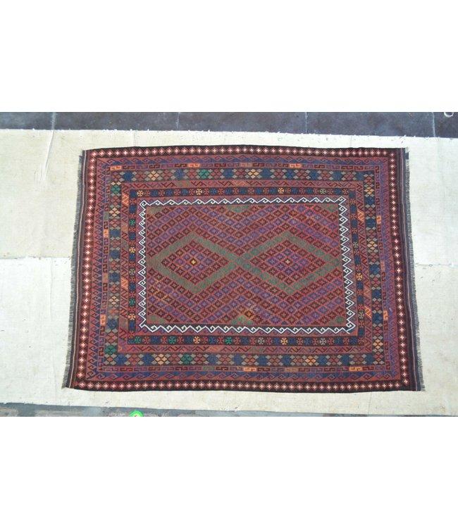 kelim 320 x 238 cm vloerkleed tapijt kelims hand geweven