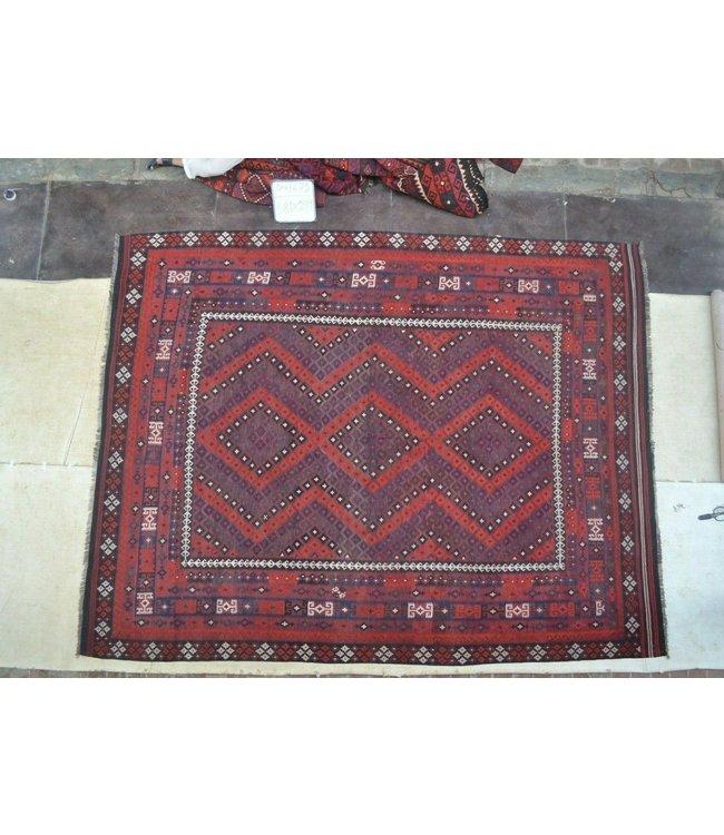 kelim 381 x 299 cm vloerkleed tapijt kelims hand geweven