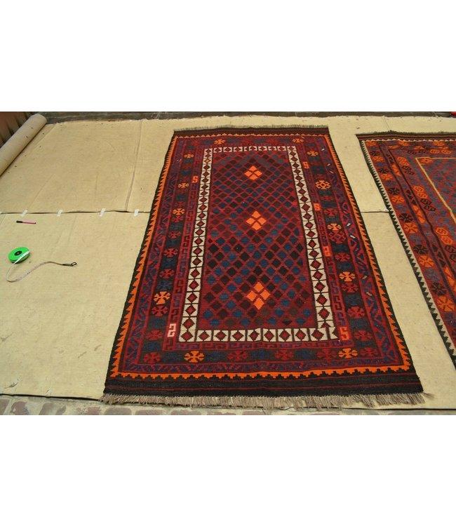 kelim 236 x 133 cm  vloerkleed tapijt kelims hand geweven
