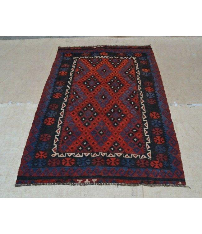 kelim 183 x 119 cm vloerkleed tapijt kelims hand geweven