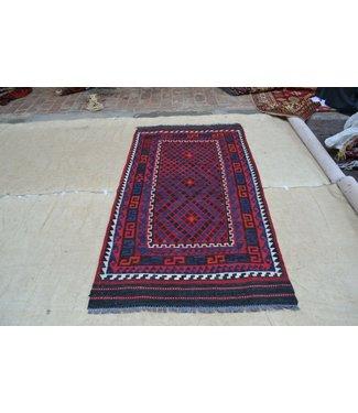 kelim kleed 214 x 108  cm vloerkleed tapijt kelims hand geweven