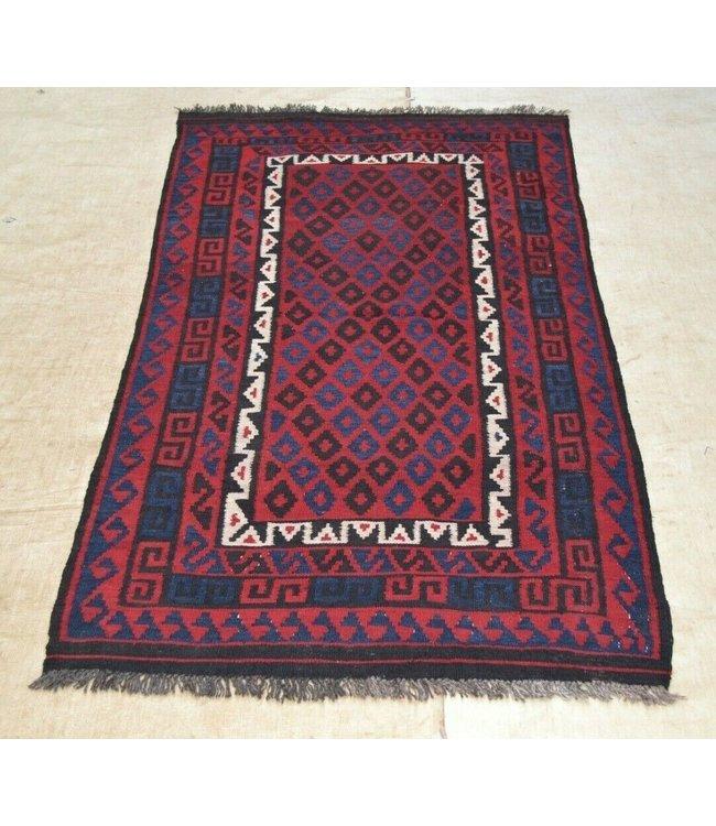 kelim 196 x 102 cm vloerkleed tapijt kelims hand geweven