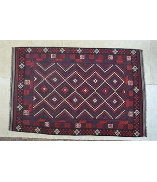 kelim kleed 312 x 198  cm vloerkleed tapijt kelims hand geweven