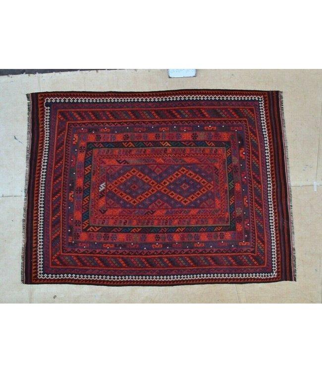 kelim  282 x 206 cm  vloerkleed tapijt kelims hand geweven