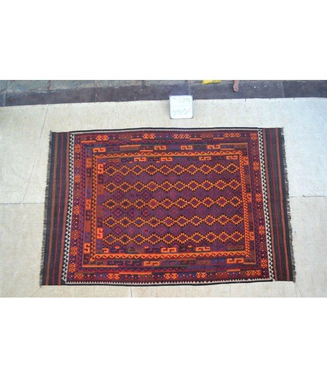kelim  298 x 201 cm  vloerkleed tapijt kelims hand geweven