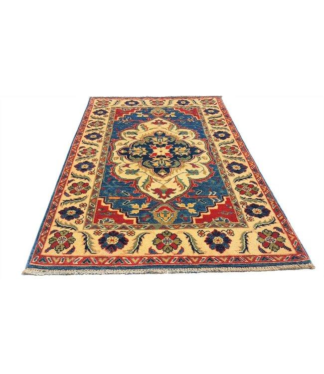 Handgeknüpft wolle kazak teppich 149 x 91 cm vloerkleed tapijt