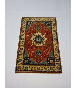 Handgeknüpft wolle kazak teppich 146 x 97 cm