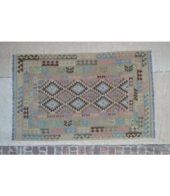 8 2 X 5 2 Feet Kilim Rug Carpet 280 X 159 Cm