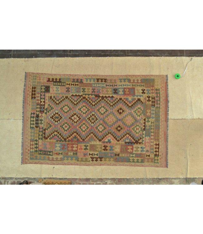 kelim   305 x 196 cm  vloerkleed tapijt kelims hand geweven